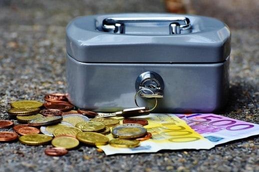 Cash dividends paid
