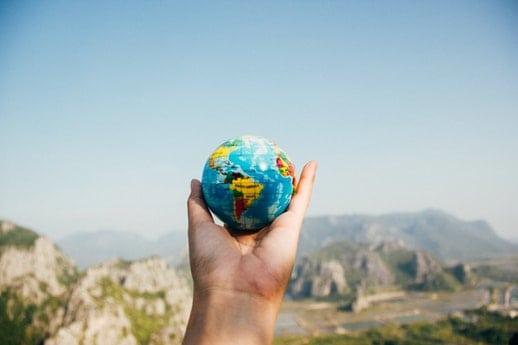International diversification across the globe