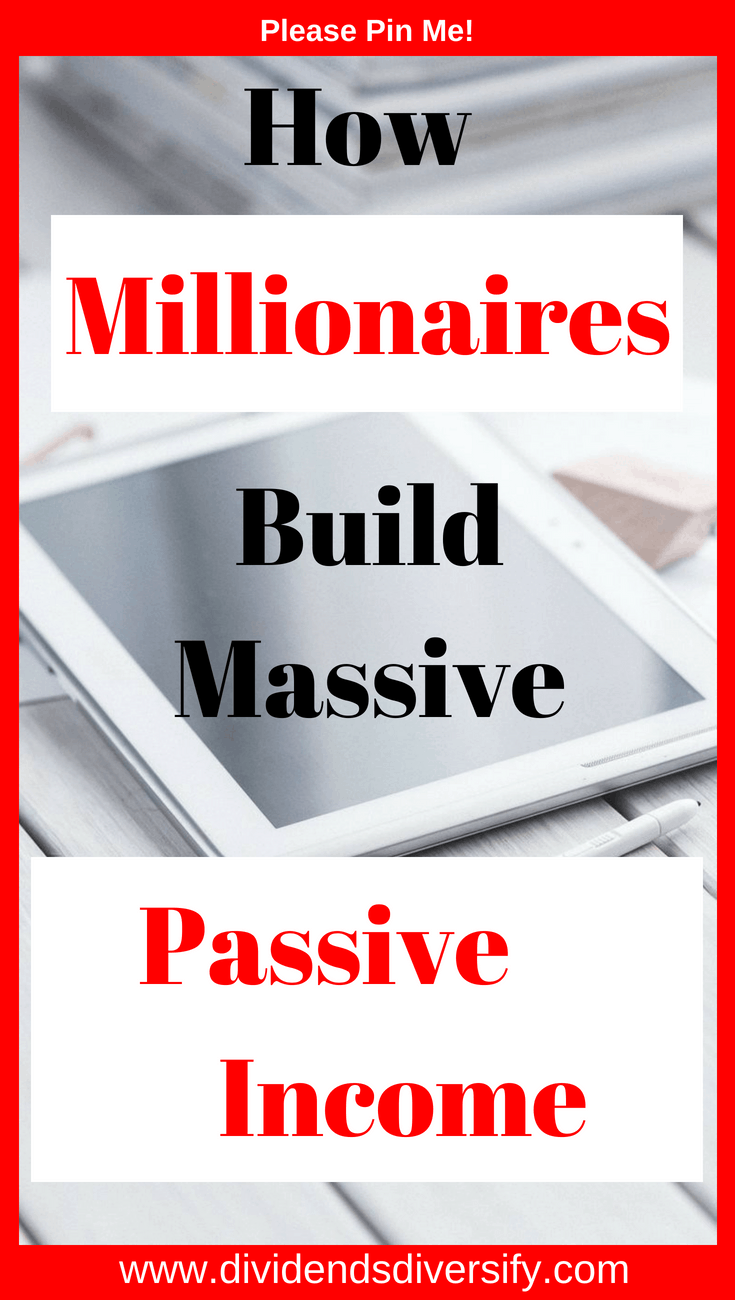 Using these 6 steps, I have built enough passive income to live off of. These steps are the foundation of my financial independence retire early (FIRE) plan. In addition, these steps are also a key part of your personal finance and investing strategy to create your wealth and live a rich life. #money #personalfinance #investing #passiveincome #dividendstocks