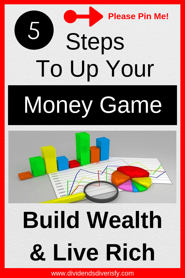 Here's a 5 step plan and lots of resources to help you manage your money. By earning money, spending less, creating excess cash flow, investing that cash flow and planning for financial independence, you will be on your way. #money #personalfinance #saving #investing #financialindependence