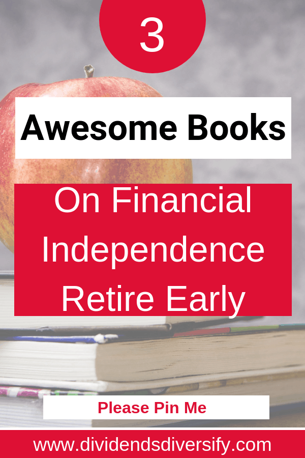 Want financial independence? Would it be nice to retire early? Who wouldn't want their financial freedom? Click now to see three great books. You too can save money, build wealth and live a rich life. #financialfreedom #financialindependence #retireearly #books #retirement