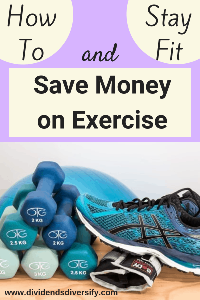 Let's get frugal! You don't have to spend a lot to stay fit. Here's some great inexpensive ways to get your exercise in without breaking your wallet or working out for hours. #money #personalfinance #savingstips #fitness #exercise #frugalliving