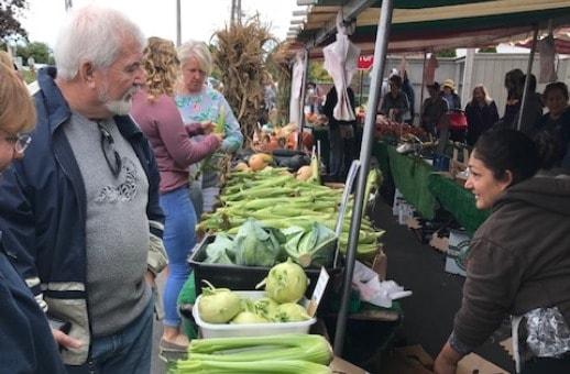 Farmers Market Savings