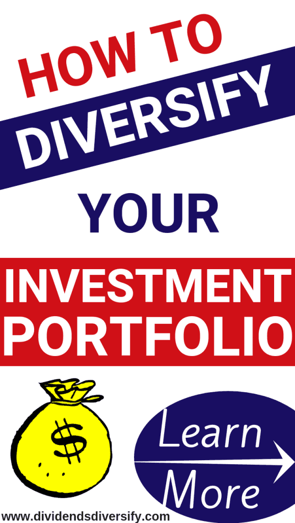 Investment portfolio diversification is one key to investing money wisely. Click to read and learn how to go about it in this investing for beginners article. #investing #investingmoney #howtoinvest #investmentportfolio #investingforbeginners