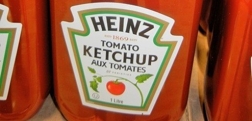 Heinz Ketchup sales support the KHC stock price