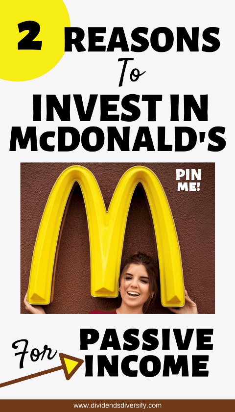 McDonald's stock dividend review