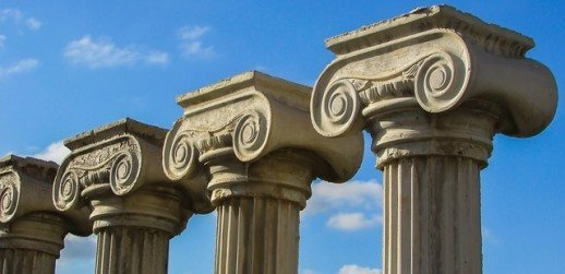 The 4 pillars of wealth creation