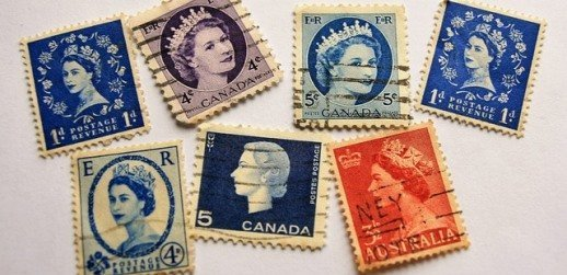 physical assets: investment-grade stamps