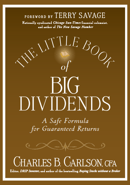 Cover photo of The Little Book Of Big Dividends