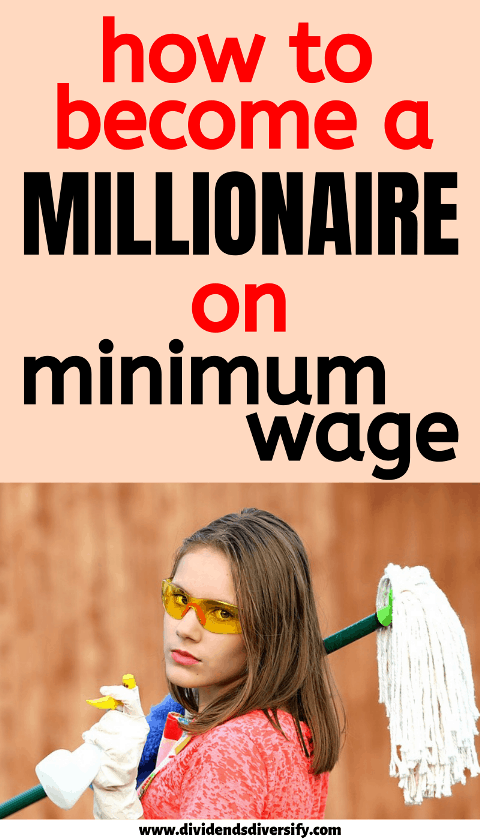 minimum wage millionaire book review