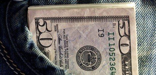 living off of dividends