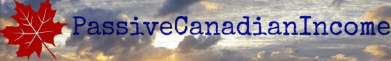 Passive Candian Income blog logo