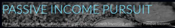 Passive Income Pursuit blog logo