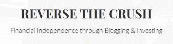 Reverse the Crush blog logo