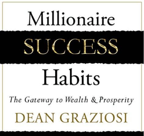 8 wealth building tips from the book Millionaire Success Habits