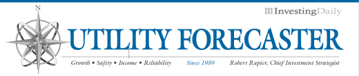 utility forecaster newsletter banner
