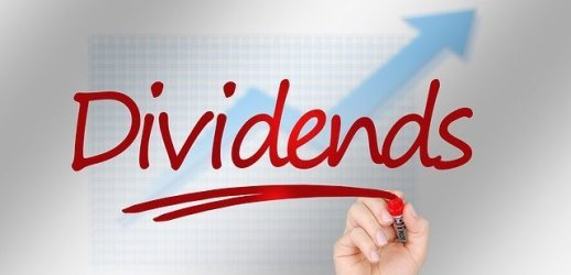 make money from dividends