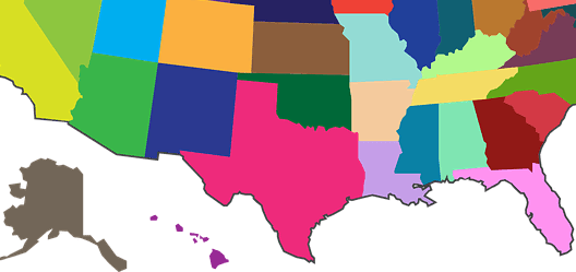 Texas: cheapest state to live in