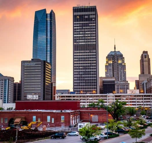 pros and cons of living in Oklahoma City
