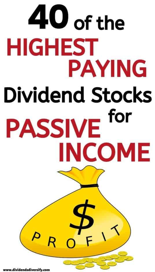 high paying dividend stocks