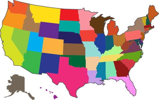 what each state is known for