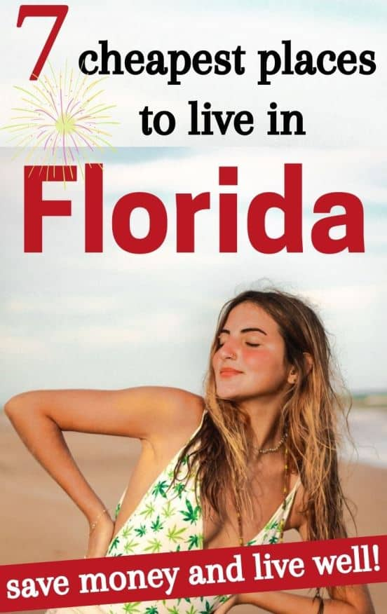 best affordable places to live in Florida