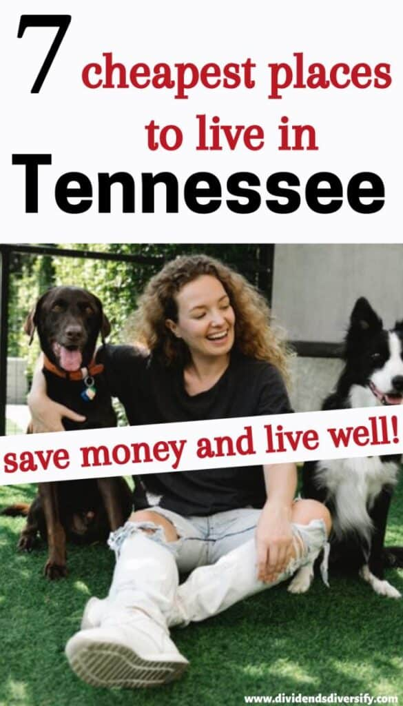 living in Tennessee state