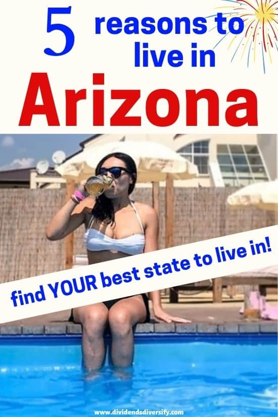 retiring in Arizona pros and cons