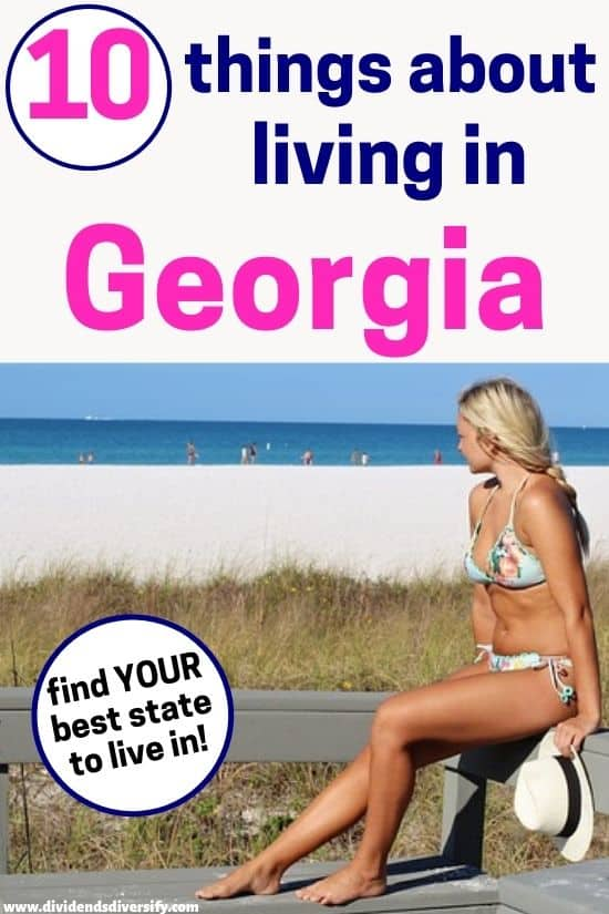 """moving to """"The Peach State"""" pros and cons"""