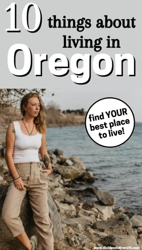 thinking about living in Oregon