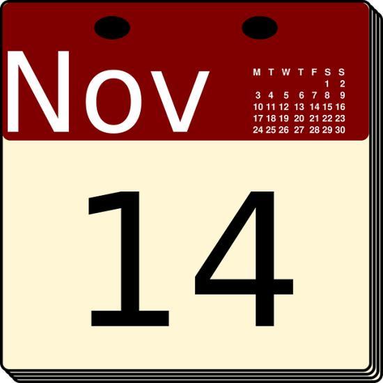 November dividends