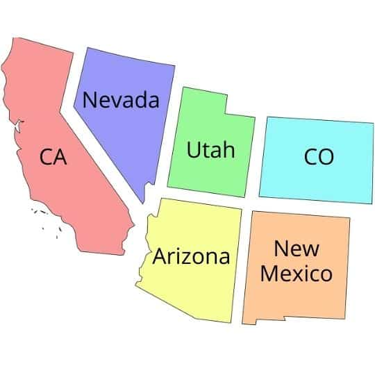 moving to New Mexico pros and cons