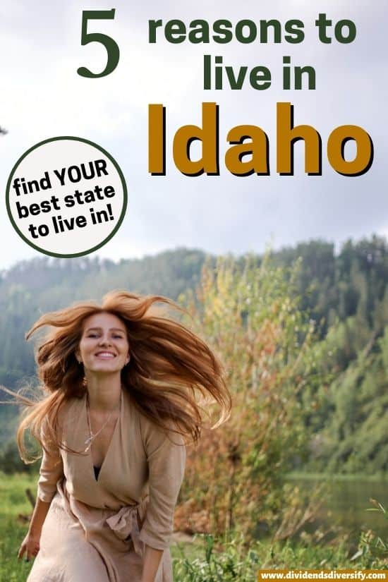pros and cons of retiring in Idaho