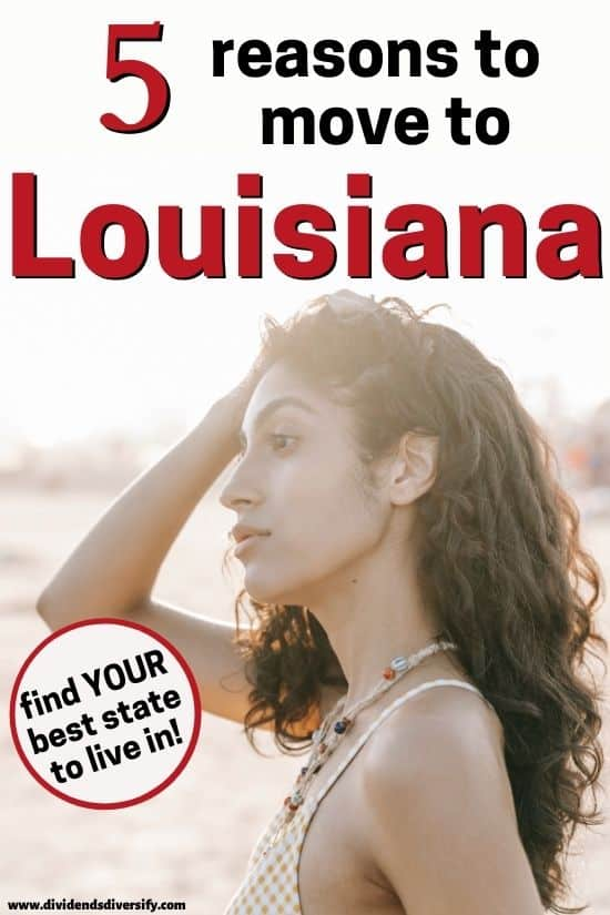 moving to Louisiana pros and cons
