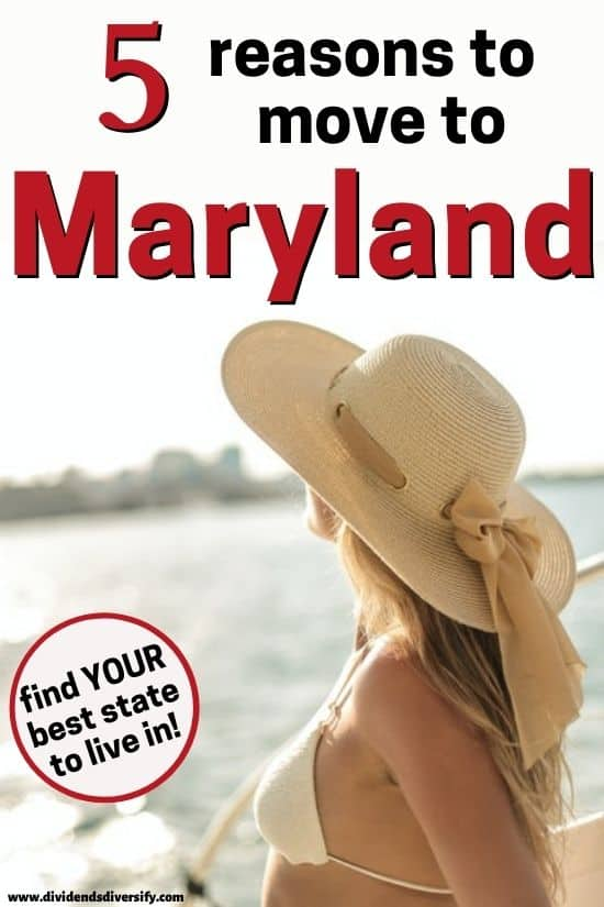 benefits of living in Maryland