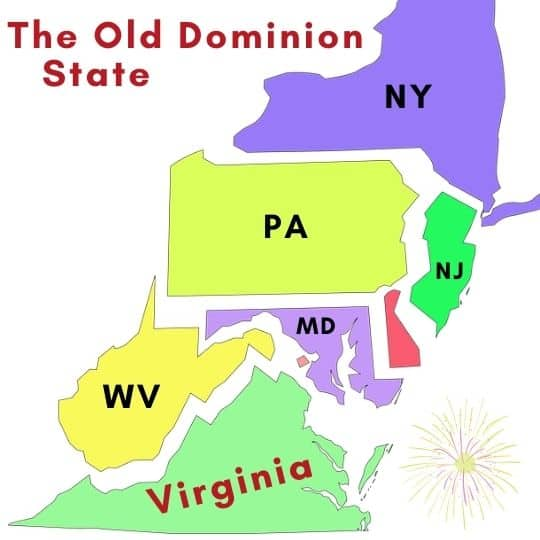 things to know about Virginia