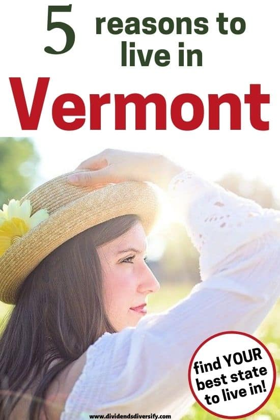 living in Vermont pros and cons
