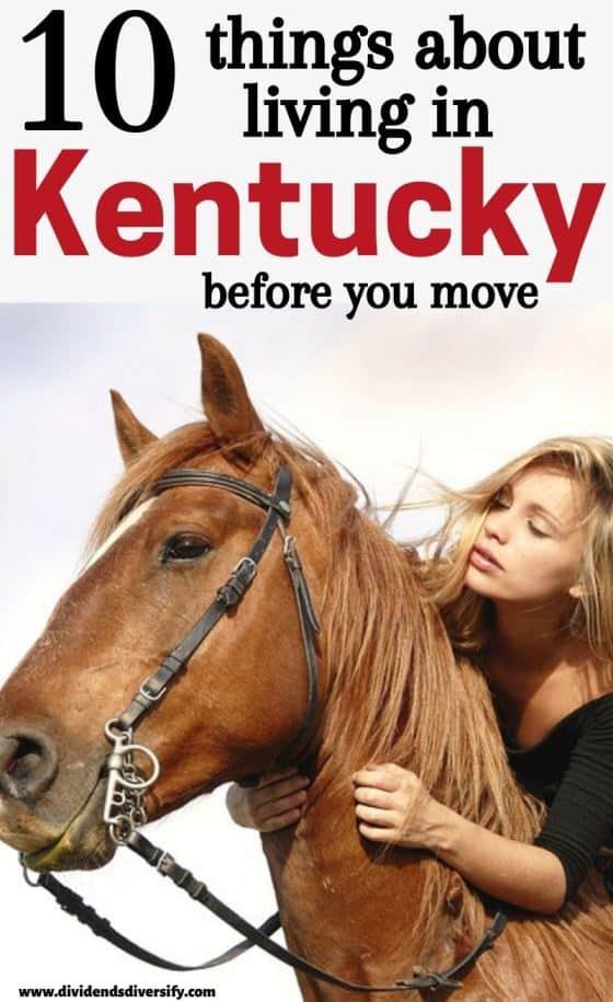 benefits of living in Kentucky
