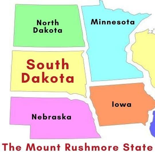 bad things about South Dakota